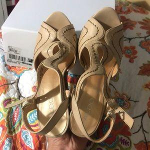 42d9a6a65656 Aldo Shoes - Aldo Fusilier wedges size 7
